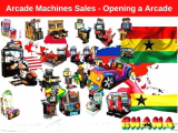Arcade Machines Suitable for Import The Cheapest