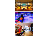 Bowling Alley Installation Suitable for Import The Cheapest